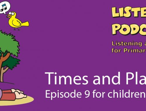 The Listening Room Podcast – Series 1 Episode 9 – Times and Places