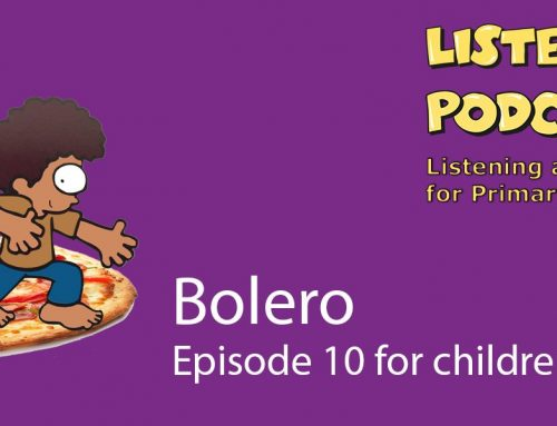 The Listening Room Podcast – Series 1 Episode 10 – Bolero