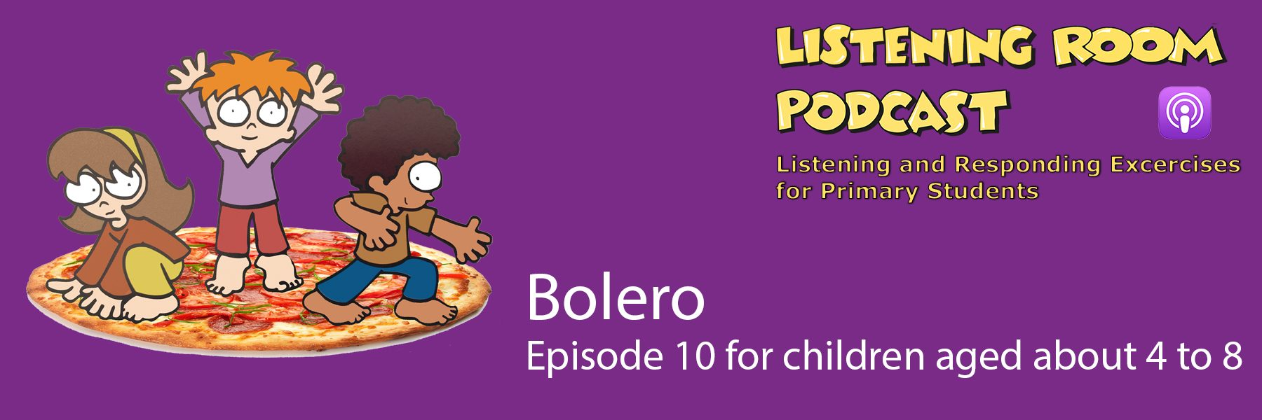 Listening Room Series 1 Episode 10 Bolero