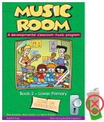 Music Room 2 Cover No USB