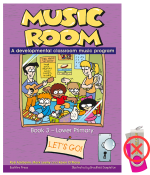Music Room 3 Cover no USB
