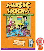 Music Room 5 cover no USB