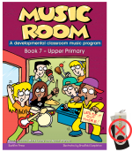 Music Room 7 cover no USB