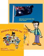 Advance Australia Fair Bundle Cover