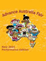 Advance Australia Fair Performance Edition cover